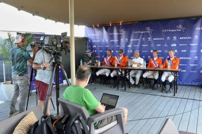 Insider TV CSIO3* Prague Cup 2020: Friday interviews, not only, with riders